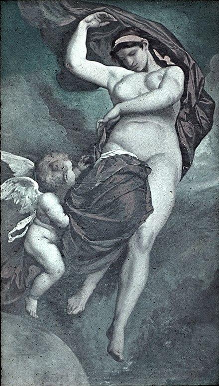 Gaea , by  Anselm Feuerbach  (1875)