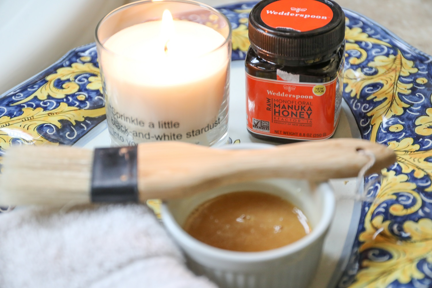 Susan's Manuka Honey Face Mask - Lose those chemicals and embrace natural skin care