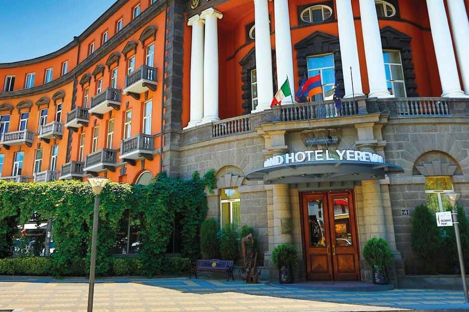 14 Abovyan St, Yerevan 0001, Armenia  Phone: +374 10 591600