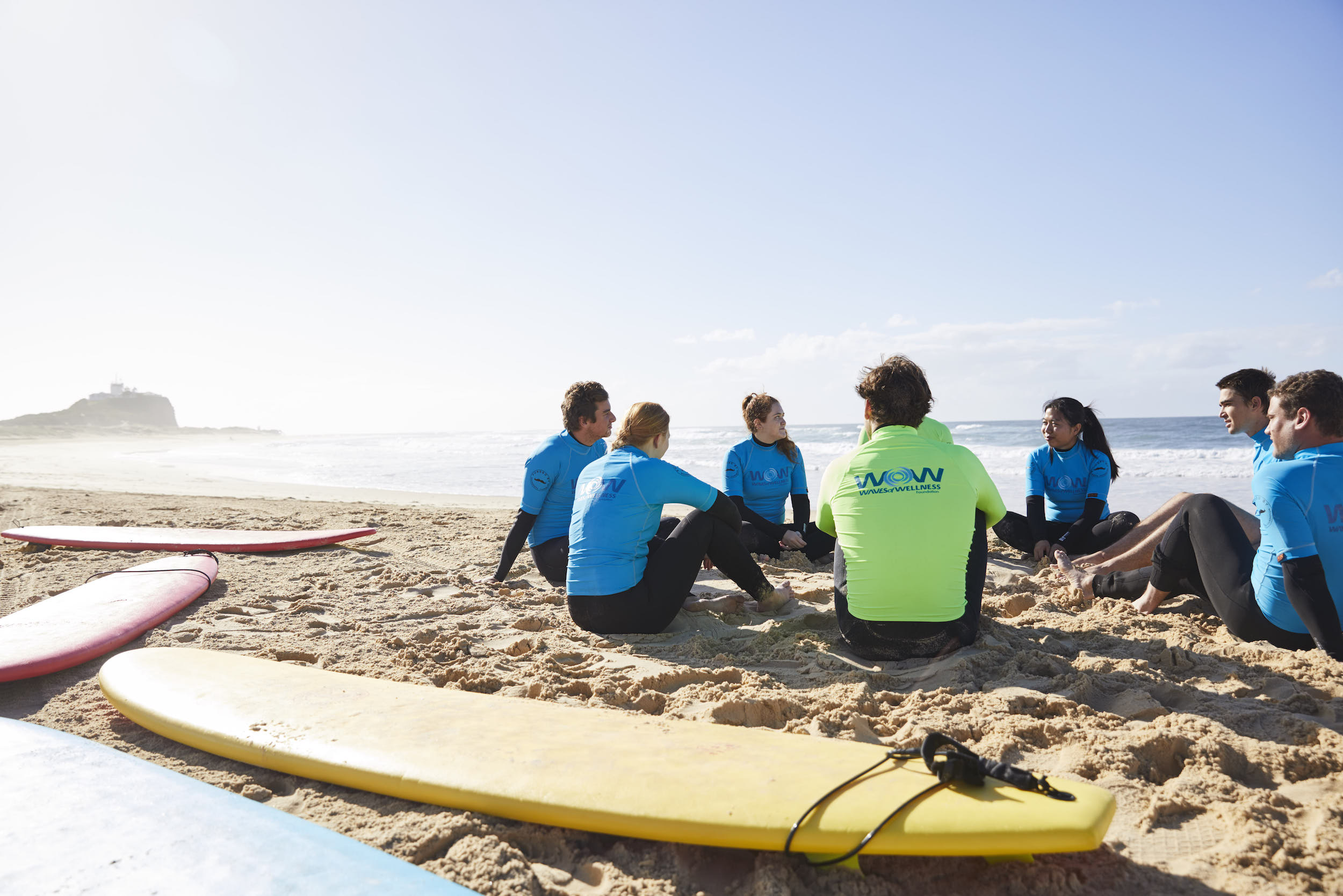 Surf Therapy - →