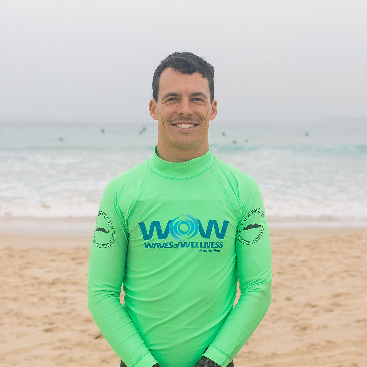 ROHAN MOOREProgram Facilitator - Rohan has a Bachelor of Applied Science (Occupational Therapy). Rohan is an Occupational Therapist with experience working in mental health. Rohan began surfing at an early age and soon became enthralled with the activity and ocean. Outside of work Rohan dedicates a majority of his time to finding waves and you'll often find him riding a small board on a fun looking right hander. He's always got a big smile on his face, and keen to lend a hand, just don't ask him to touch his own bellybutton.
