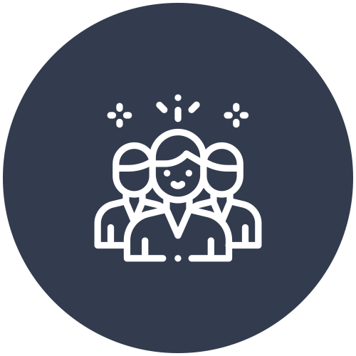 Facilitators - Each hub site needs two trained clinicians as program facilitators