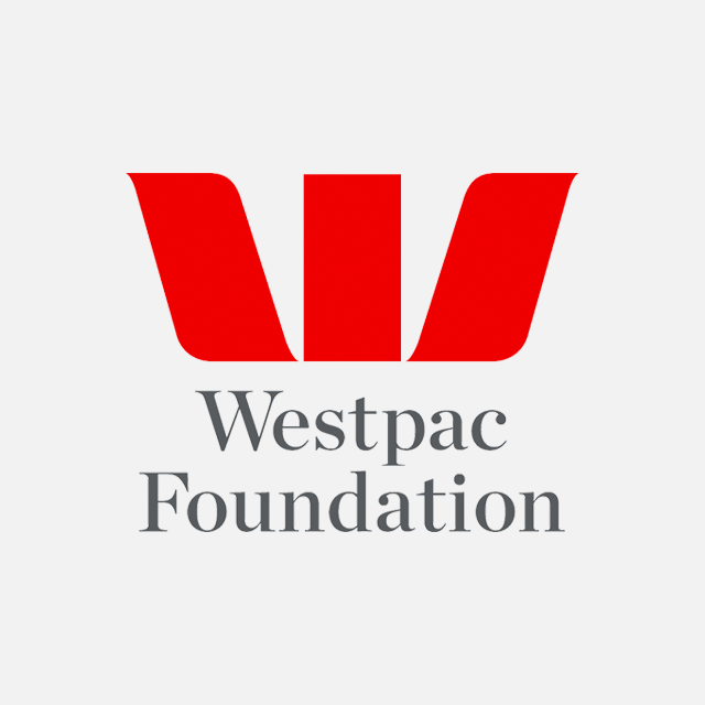 Westpac Foundation - Westpac Foundation have funded the expansion of WOW's therapeutic programs to reach new communities in both QLD and NSW.