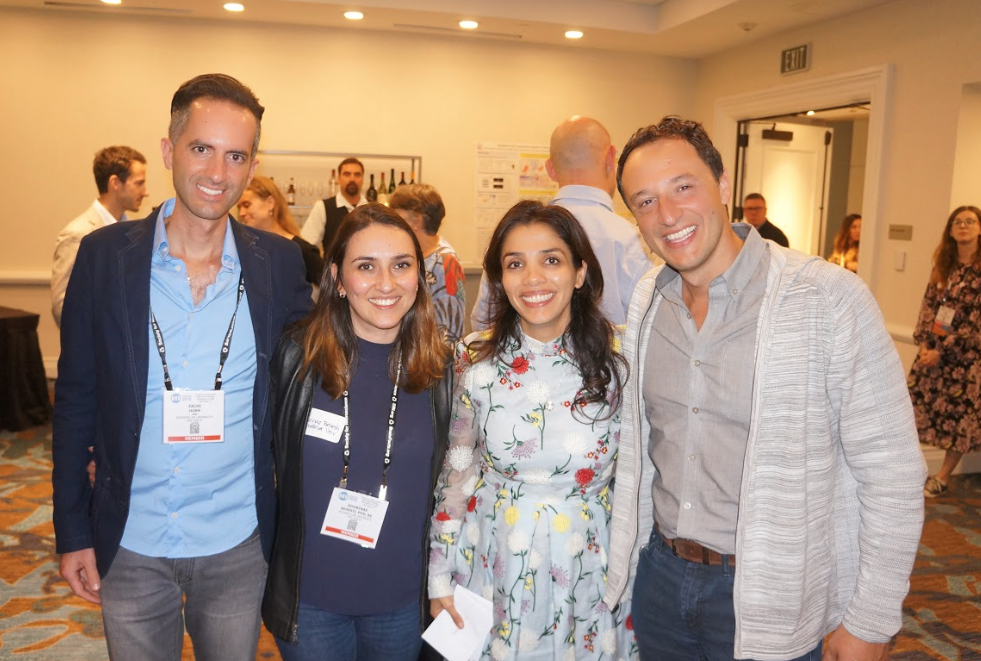 Zach Horn, Rockefeller University  Hourinaz Behesti   ,  PhD Developmental Neurobiologist, Rockefeller University,  Nasha Fitter,  Co-Founder FOXG1 Research Foundation, Alyson Mourti UCSD Associate Professor of Cellular & Molecular Medicine,