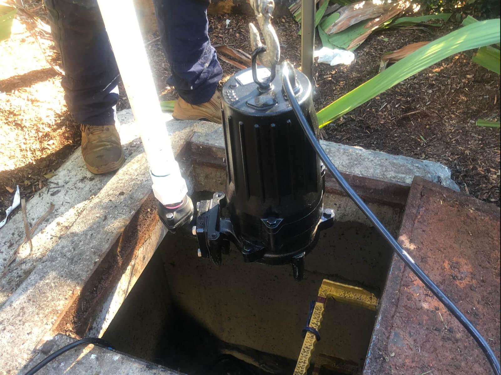 Pump Repair -