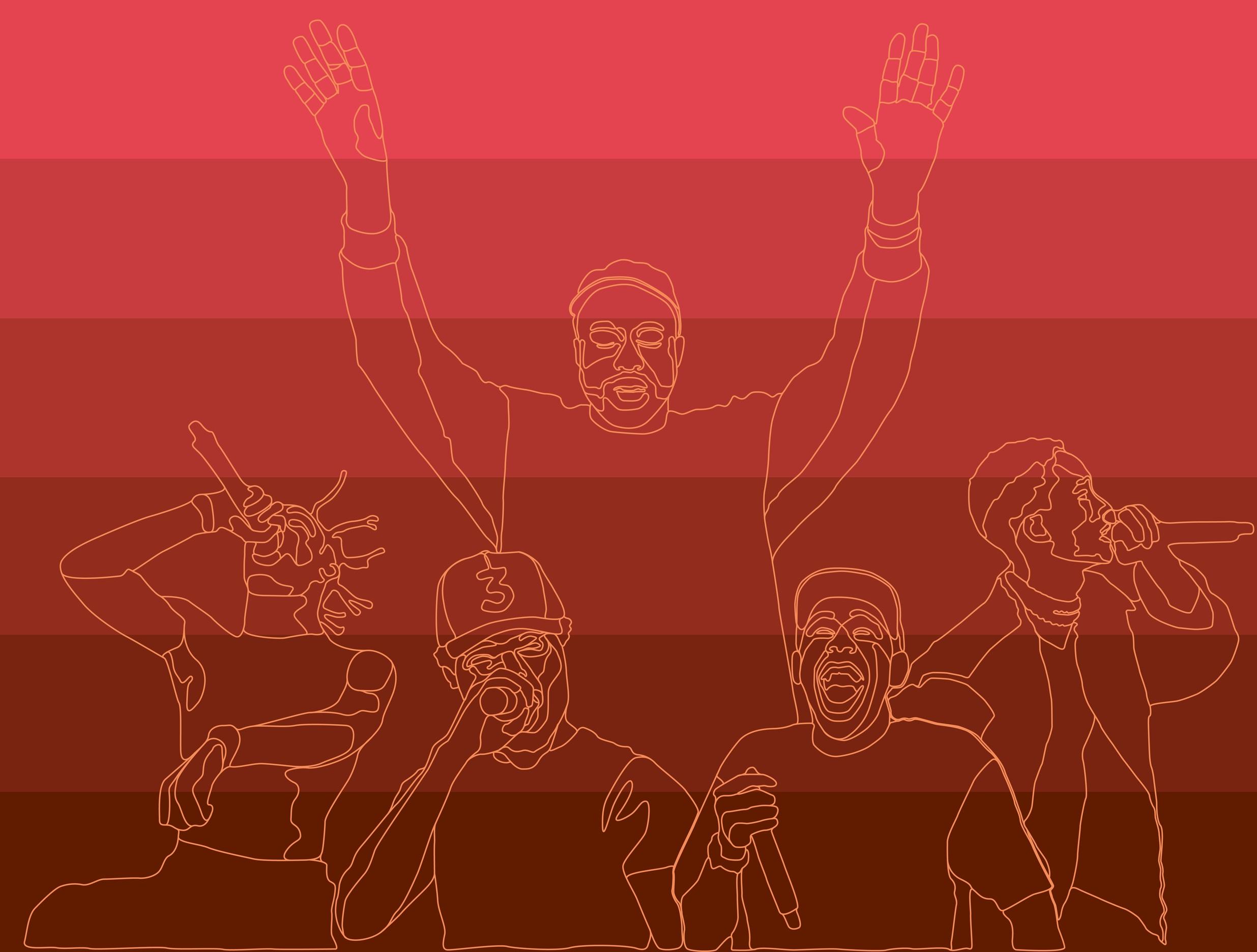 """Father Ye"" // Kanye West + Travis Scott + Chance the Rapper + Tyler, The Creator + Jaden Smith"