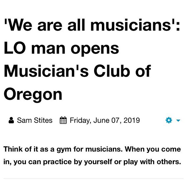 🎵 👏🏻 🎸 Article from Pamplin Media Group . . . #pianist #piano #pianomusic #guitar #violin #classicalpiano #musician #lakeoswego #seattle #practice #portland #classicalmusic #livemusic #singer #portlandmusicscene #concert #rock #meetup #classical #keyboard #acoustic #jazz #club #events #concert #tigard #band #portlandor #portlandmusic #pdx