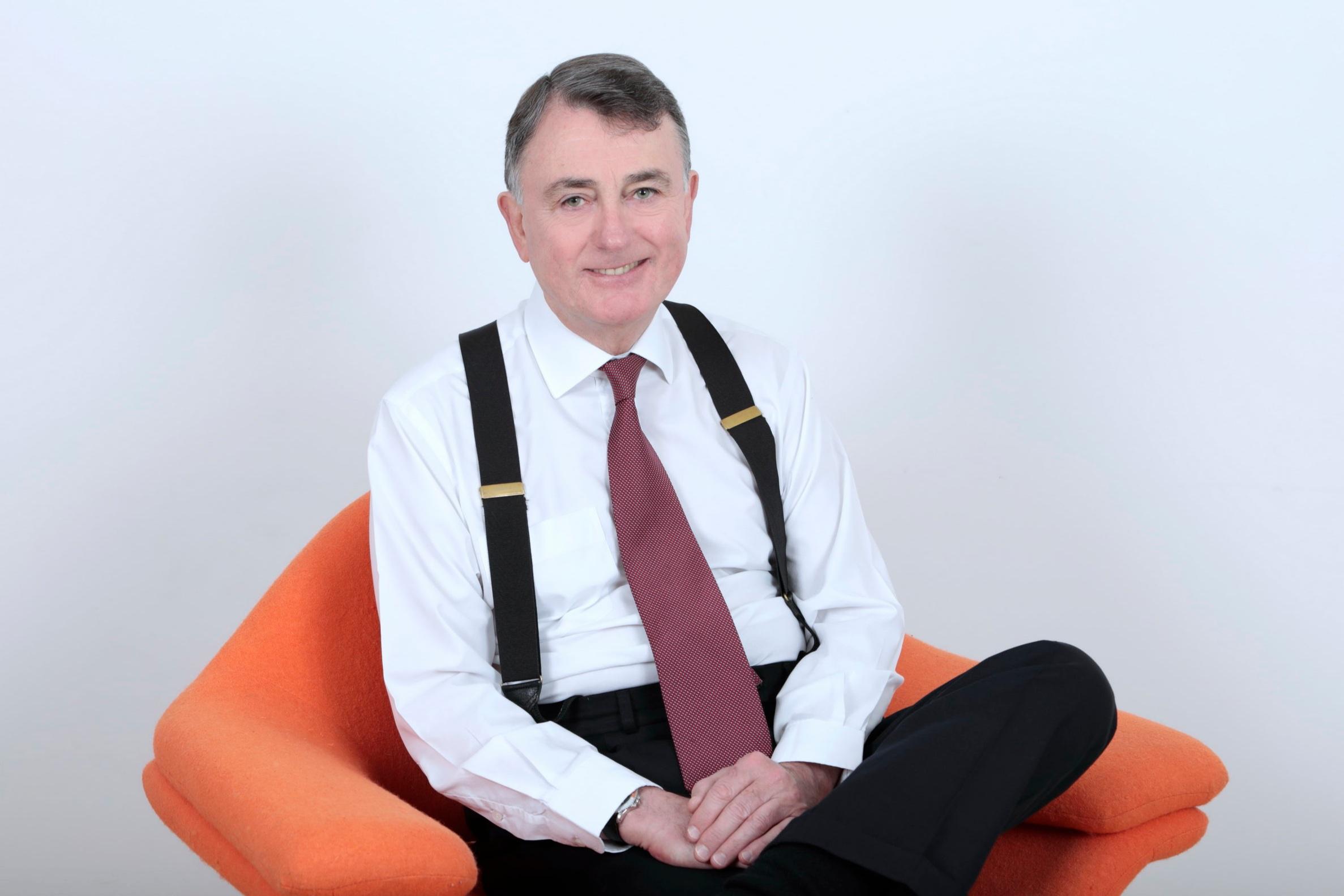 Dr Geoffrey Squires -