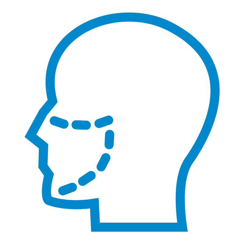 Smile & Function facial analysis graphic