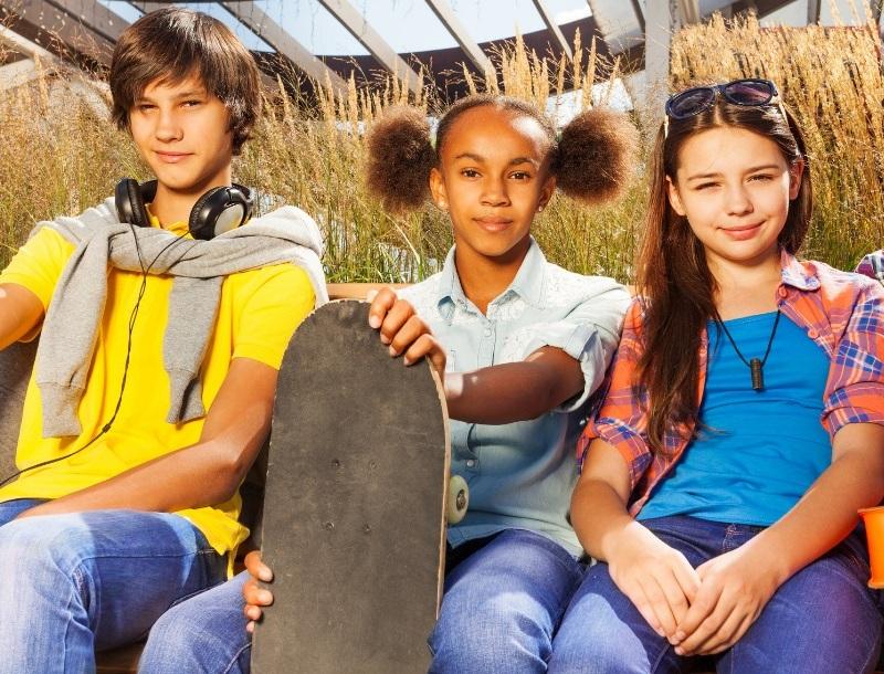 Kids & teens -