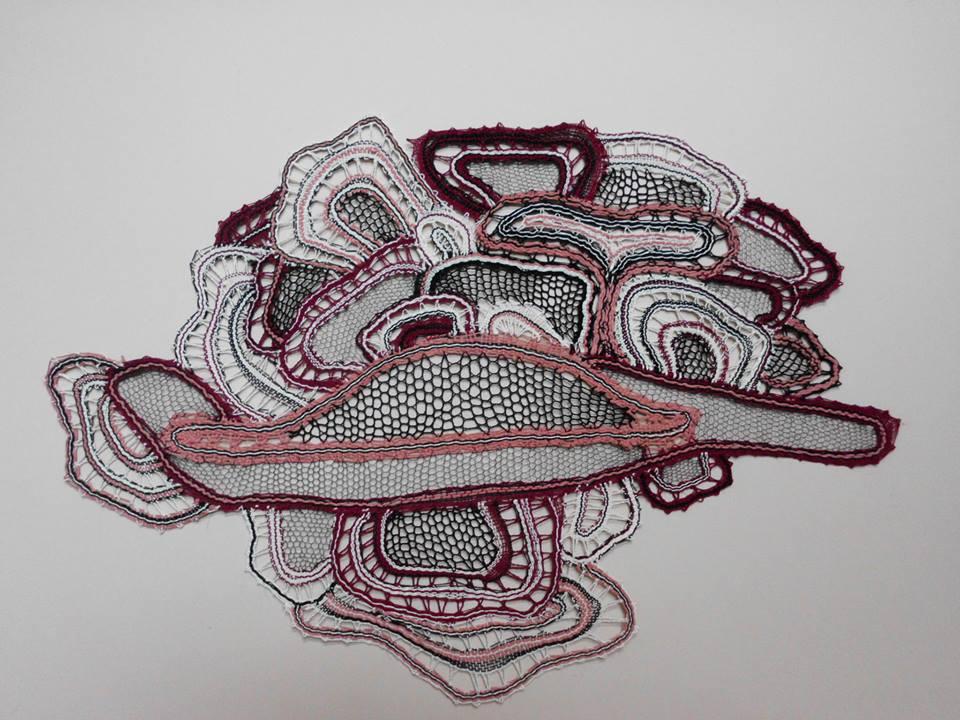 Daniela Banatova Lace Gallery Art Six