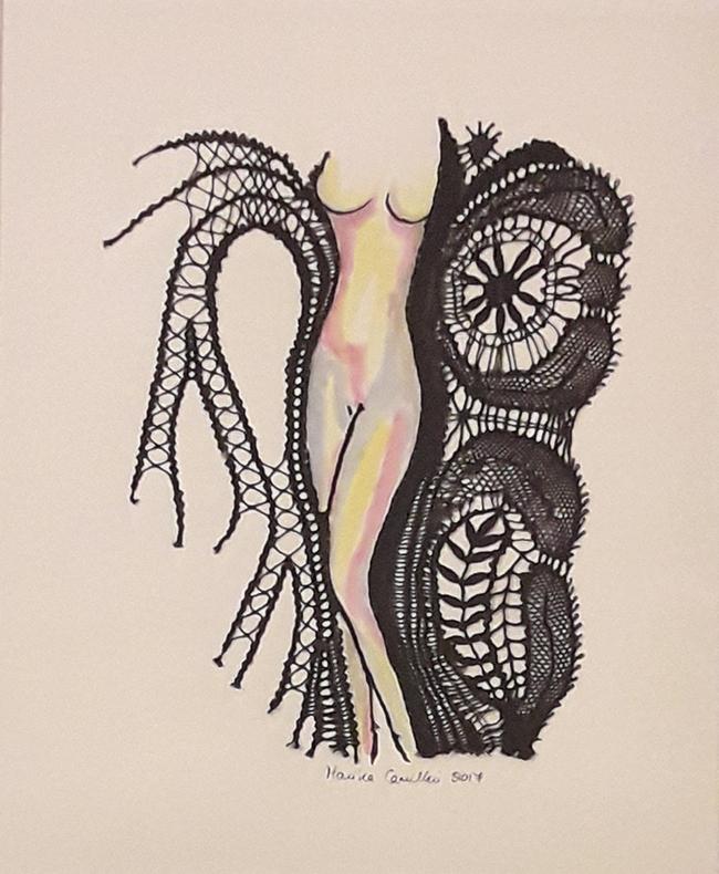 Goddess by Marika Camilleri