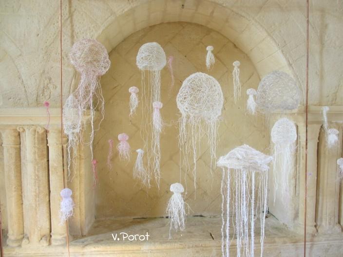 Installation Meduses V. Porot