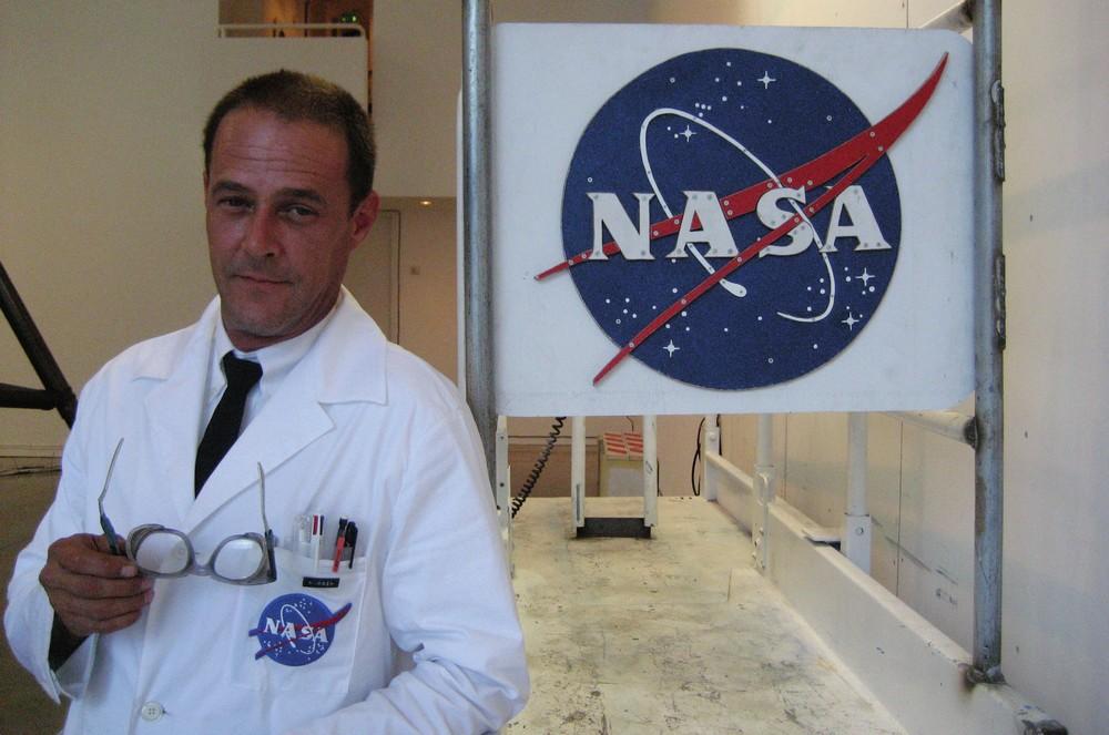 Dr. John Neiggemann, 2007 Photo by Tom Sachs