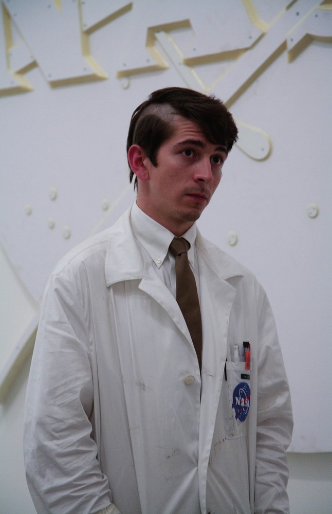 Pvt. Nick Doyle, Space Program, 2007