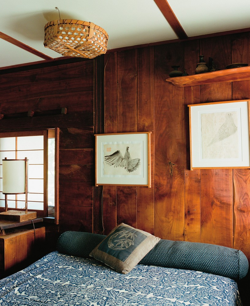 Nakashima's bedroom