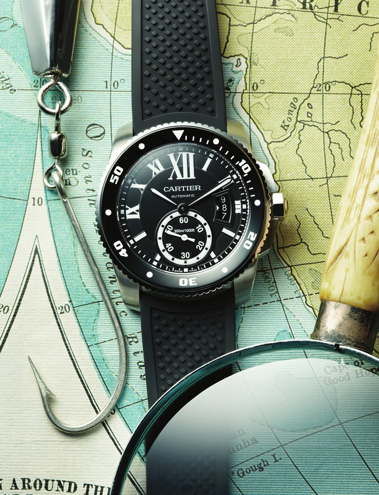 CARTIER, CALIBRE DE CARTIER DIVER