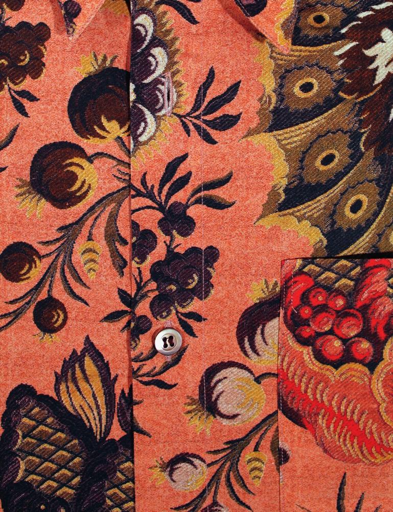 cotton floral shirt DRIES VAN NOTEN