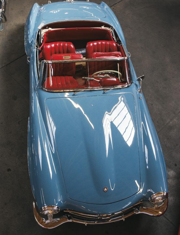 1962 MERCEDES-BENZ 190SL Roadster