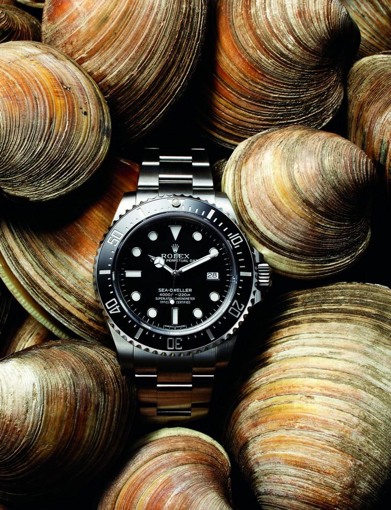 ROLEX SEA-DWELLER 4000 Ref.: 116600. 2015. Oyster. Steel. 40 mm.
