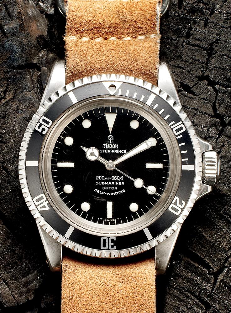 Tudor Rose Submariner, Reference 7016/0 - 1969  Available through manoftheworld.com
