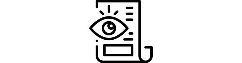 2. Elección de plantilla y/o revisión de tu actual currículum vitae.