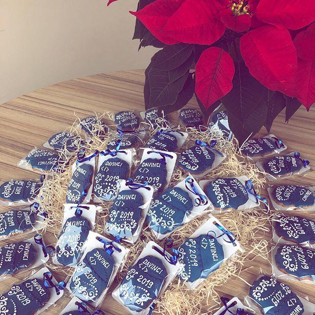 🎄Aha, aká krásna nádielka k nám dnes  prišla!🎄#davincisoftware #christmas #gingerbread