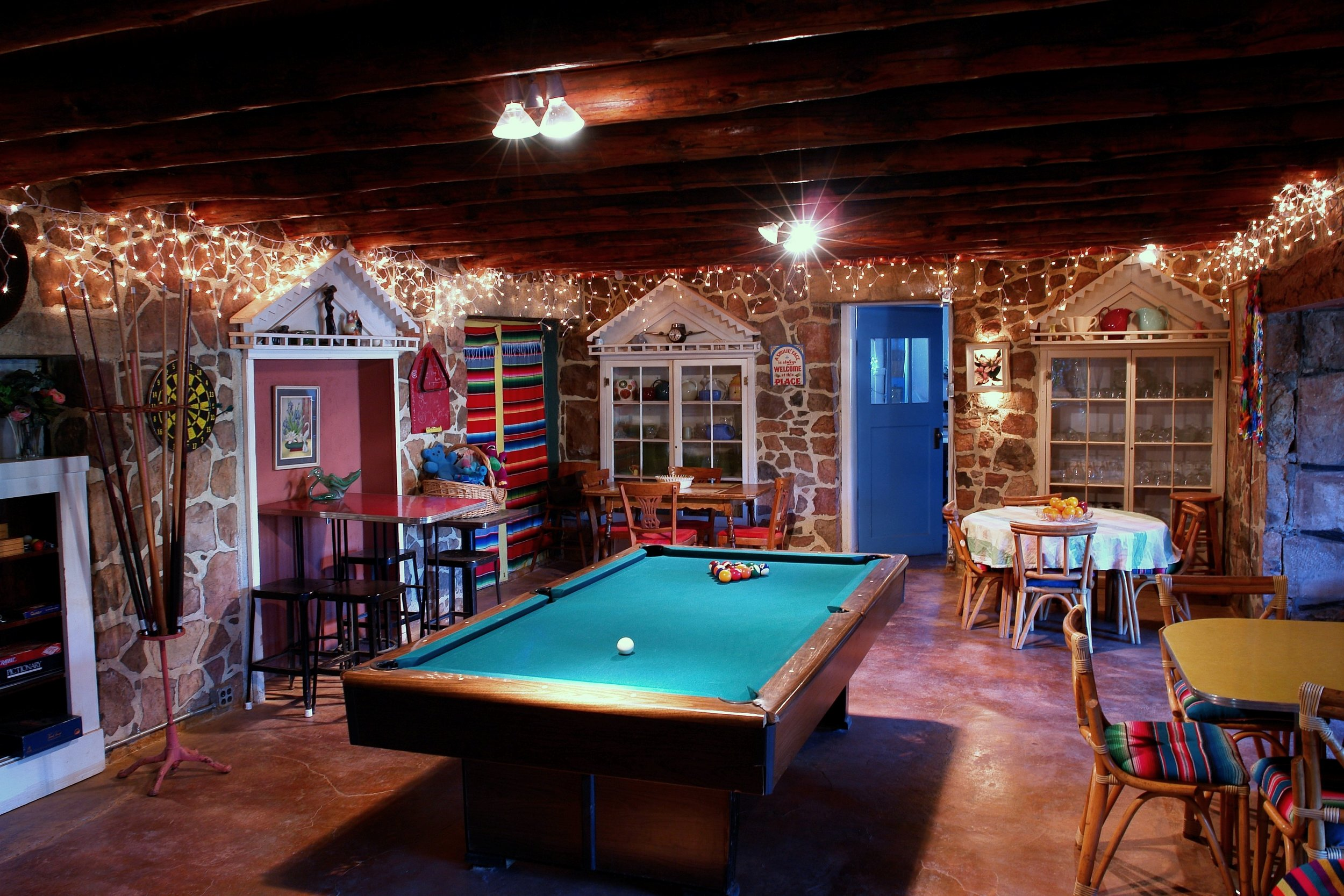 Game Room at the Black Range Lodge (1).JPG