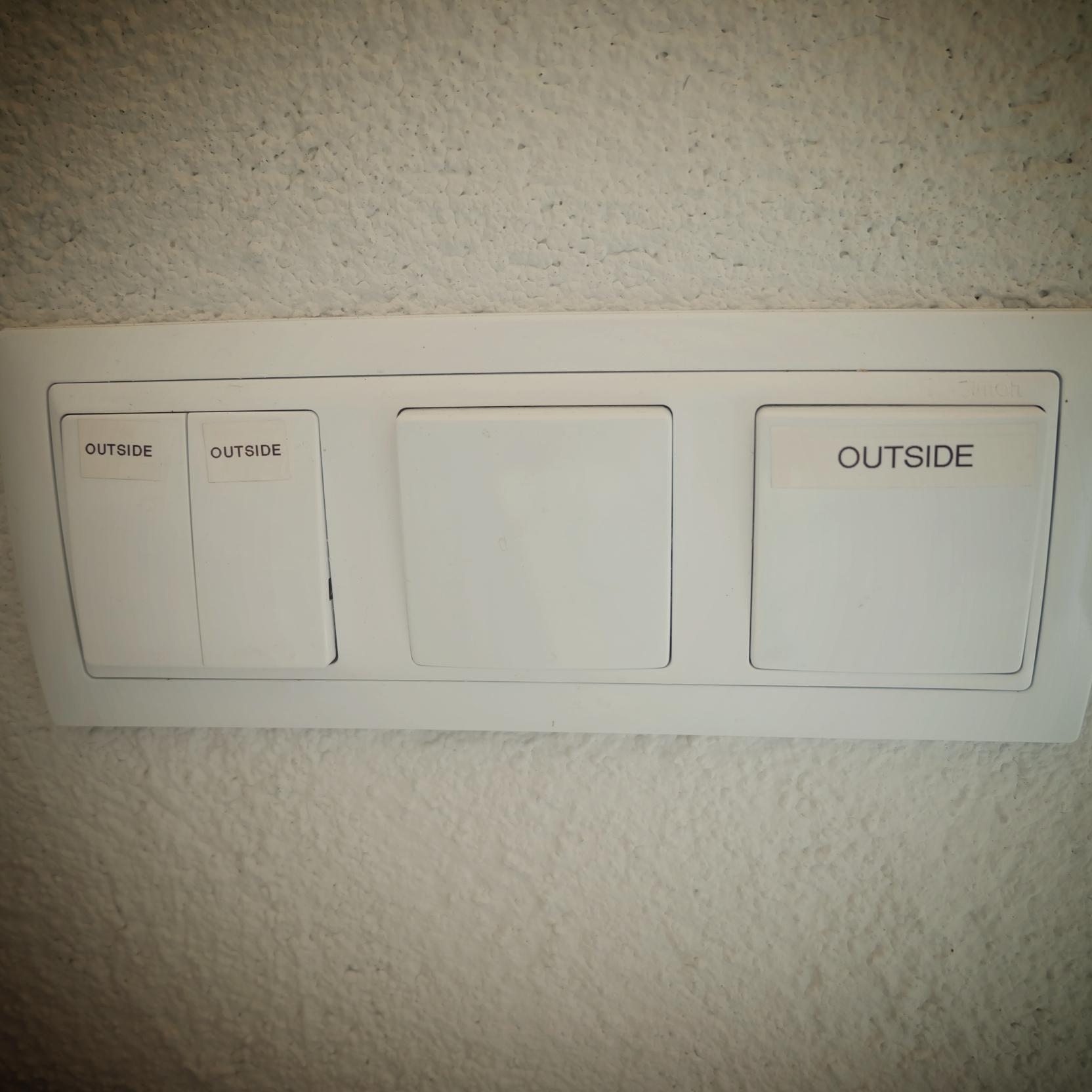 Light switch ergonomics 5