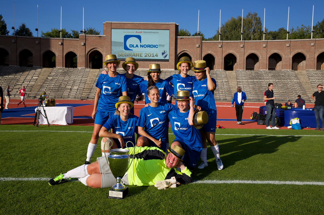 DLA Nordic 2014