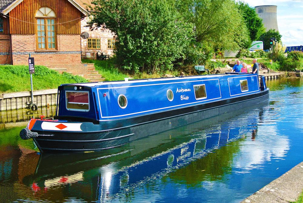 Narrowboats -