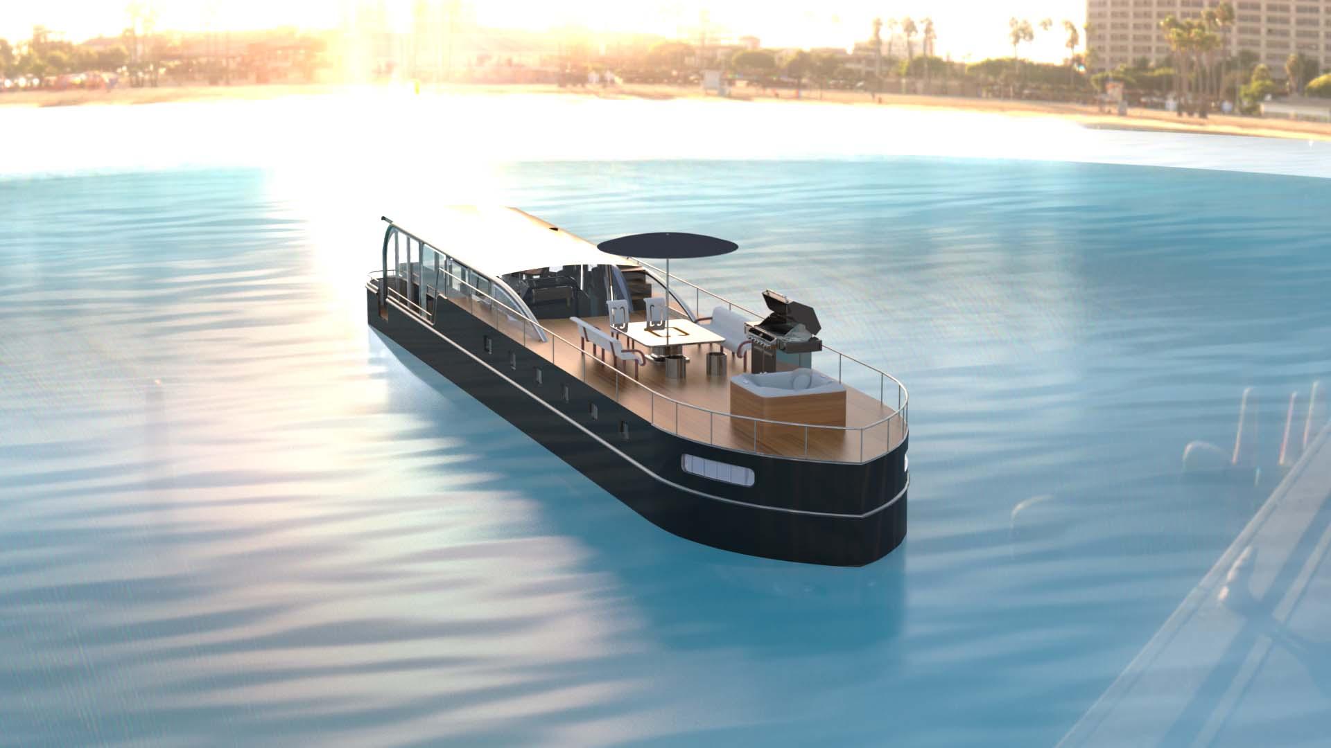 Super-barge-river-boat