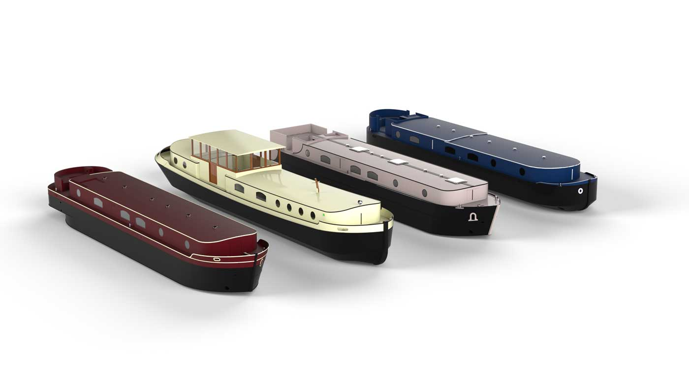 Barges -