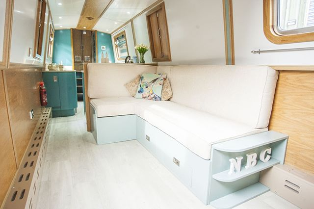 Many people think we ONLY build Wide Beams. That's not technically true, it's just what most of our clientele want. We do Narrowboats too, just a luxurious. Look at our Dynasty, up for sale at £119,950 inc VAT Contact us for more info and to book a viewing.