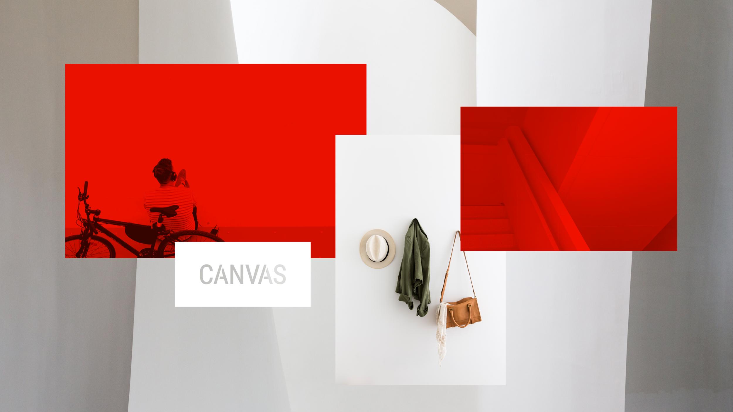 Canvas branddesign