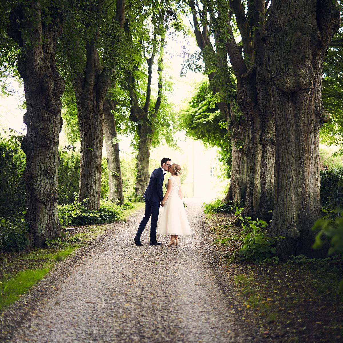 Bryllup - Bryllup i de smukkeste omgivelser