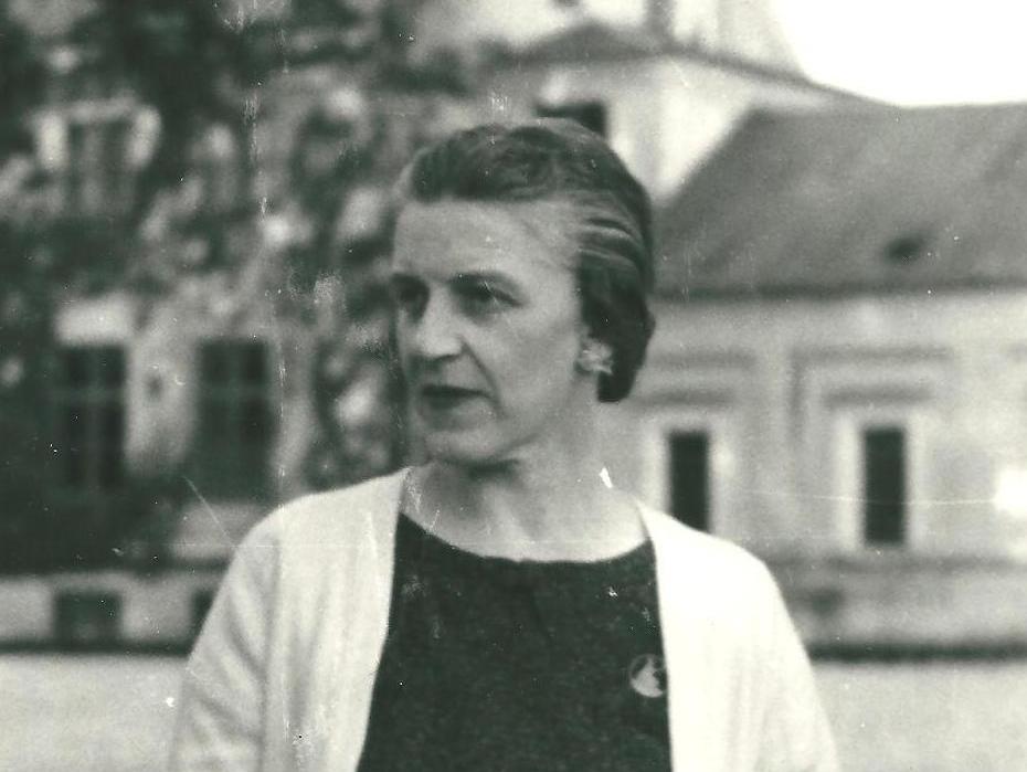 Monica Emily Wichfeld - Foto: Frihedmuseet