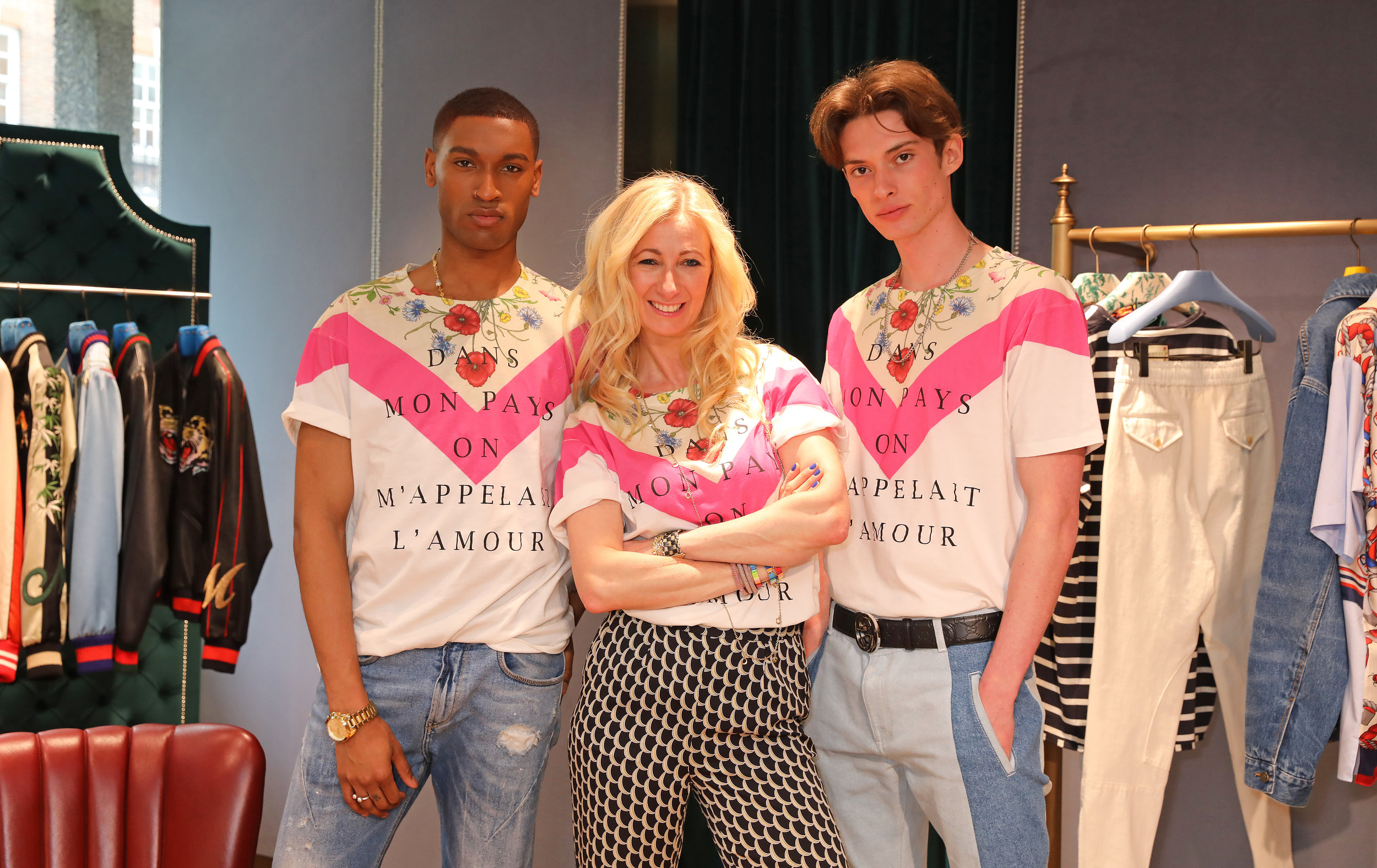DMB-Launch of the exclusive Lady Garden T-shirt at Breakfast at Gucci010 .JPG