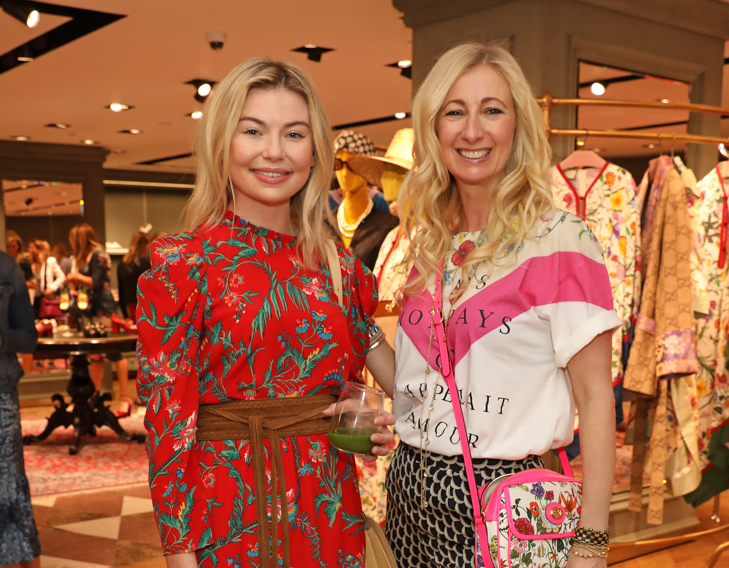 DMB-Launch of the exclusive Lady Garden T-shirt at Breakfast at Gucci029 .JPG