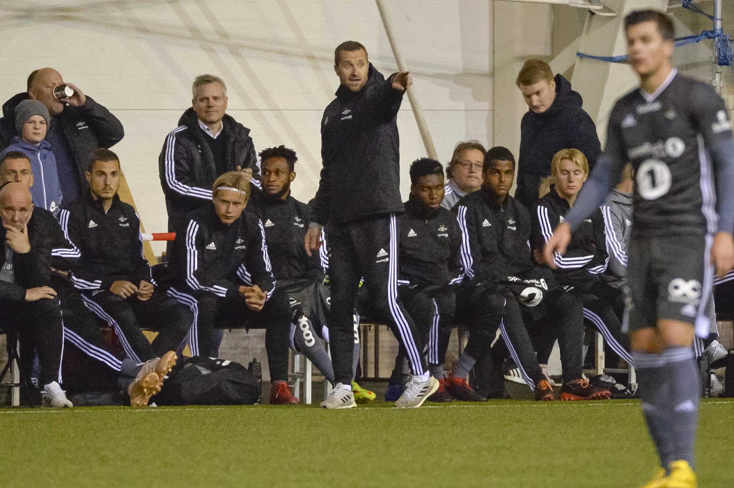 Det blir mye nytt i Rosenborg denne sesongen. FOTO: Ned Alley/NTB scanpix