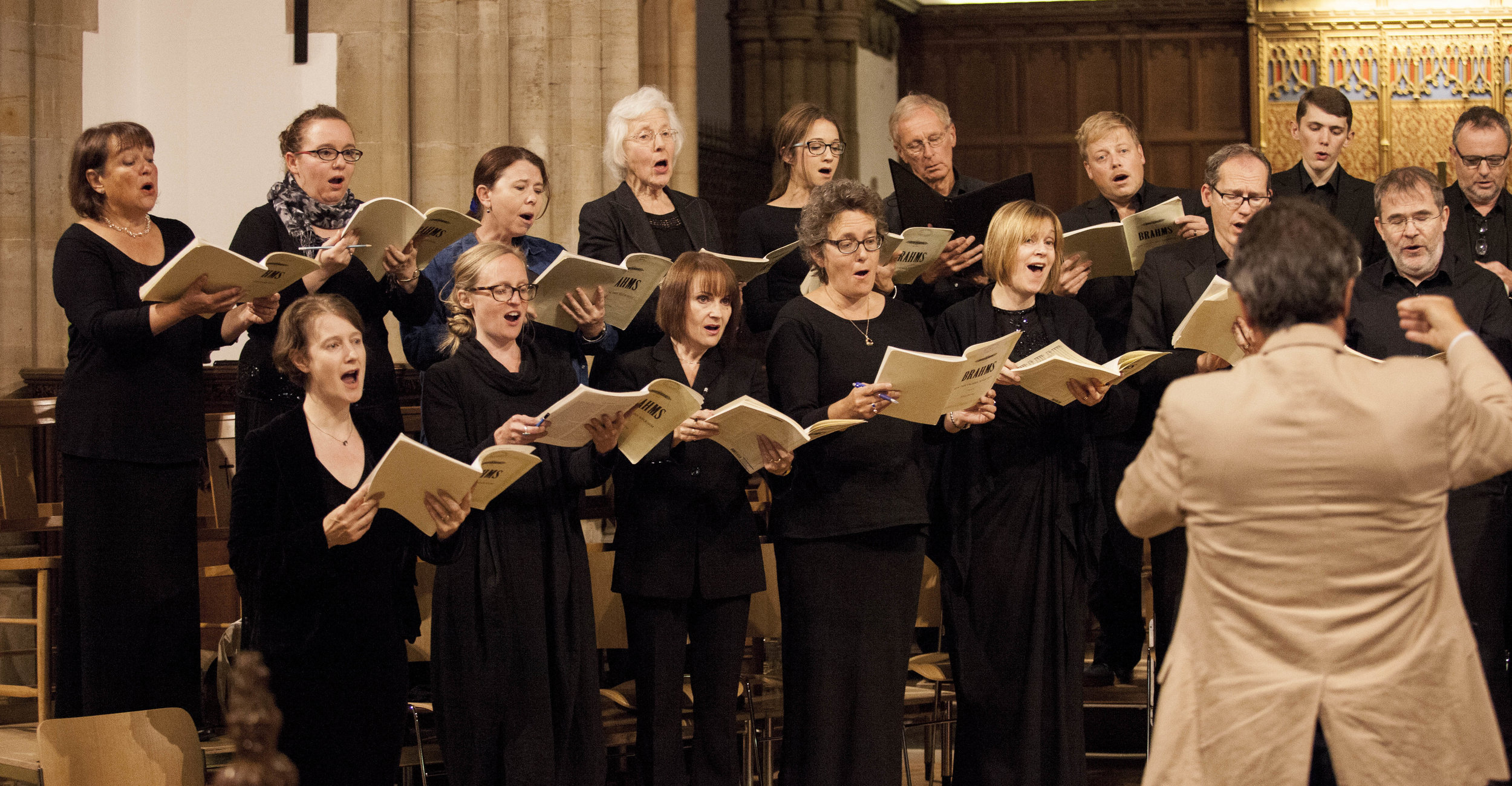 Baroque Collective Singers