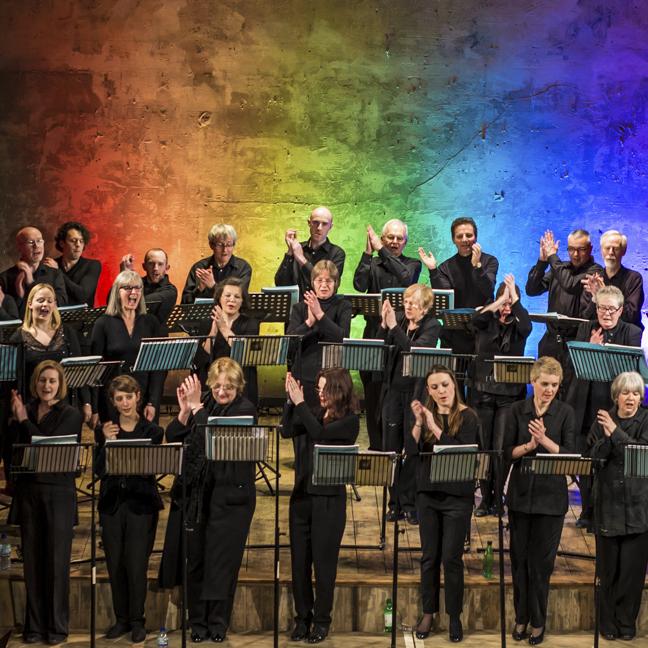 new london chamber choir -