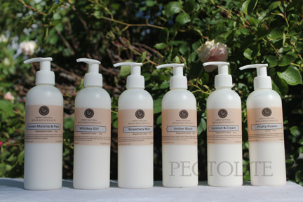 Lotion - Coconut oil free lotion