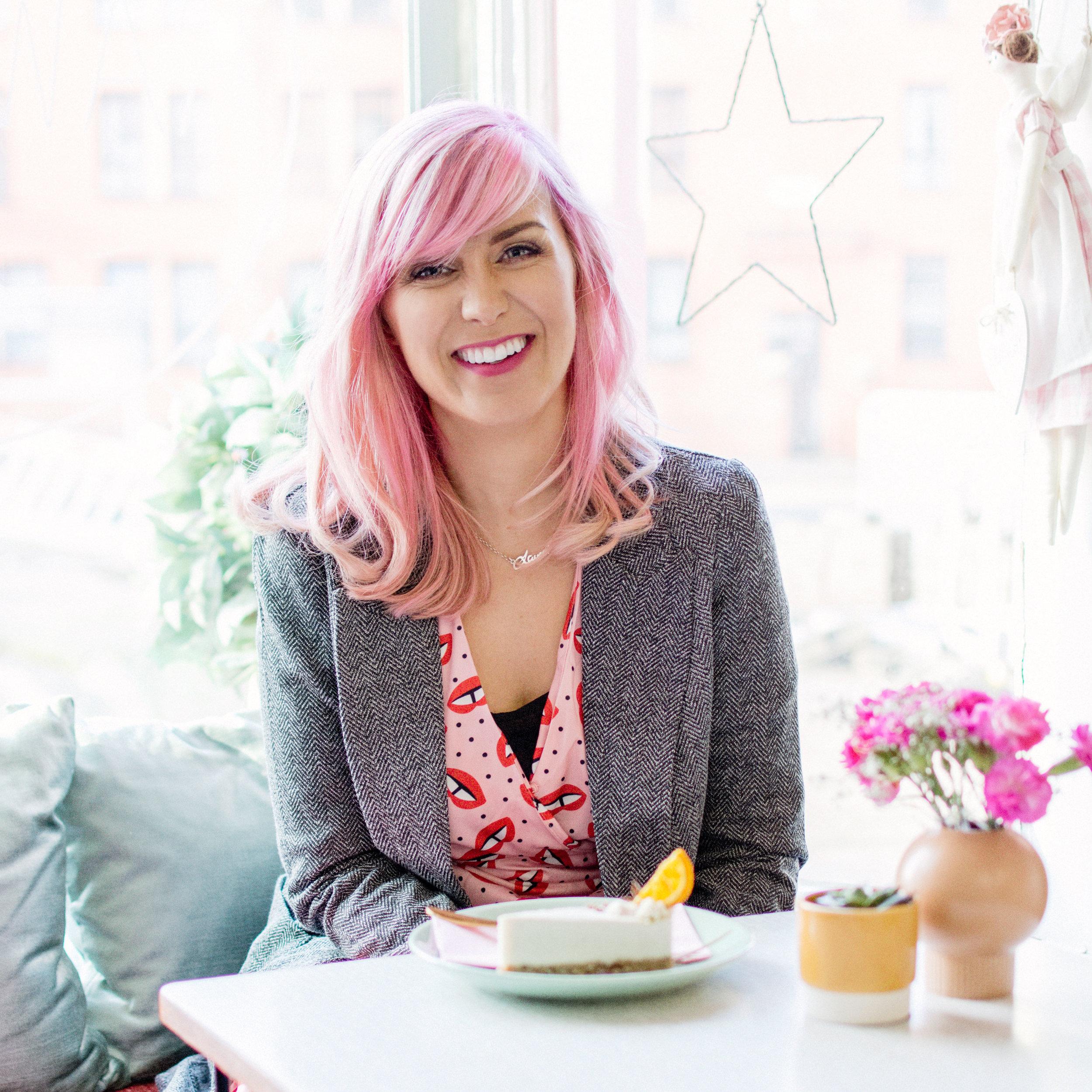 personal branding lifestyle photography charlotte kensington portraits