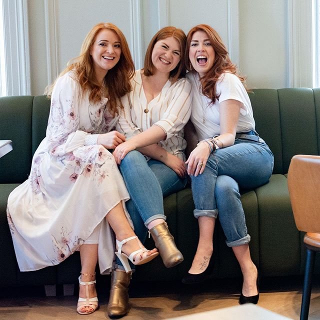 Oh. My. Dreams 😍 Red hair forever 👩🏻‍🦰👩🏻‍🦰👩🏻‍🦰 #goals  Do you have some best friends in business? Have you thought about shaking off the nerves of a solo shoot and sharing the spotlight with your business pals? Let's face it, it would be SO much fun! Joint packages are available 😉 get that brand on ladies!  Starring @thisgirllikes2shop @veganfoodie_gems @jen.hardie  #ukphotographer #powerfulwomen #redhair #hairgoals #businesswomen #charlottekensingtonportraits #charlottekensington #personalbranding #personalbrandphotography #lookandfeelamazing #wonderwomen #absolutehappiness #arisingtideliftsallships #bosslady #happiness #laughter #sharingthespotlight #encourageeachother