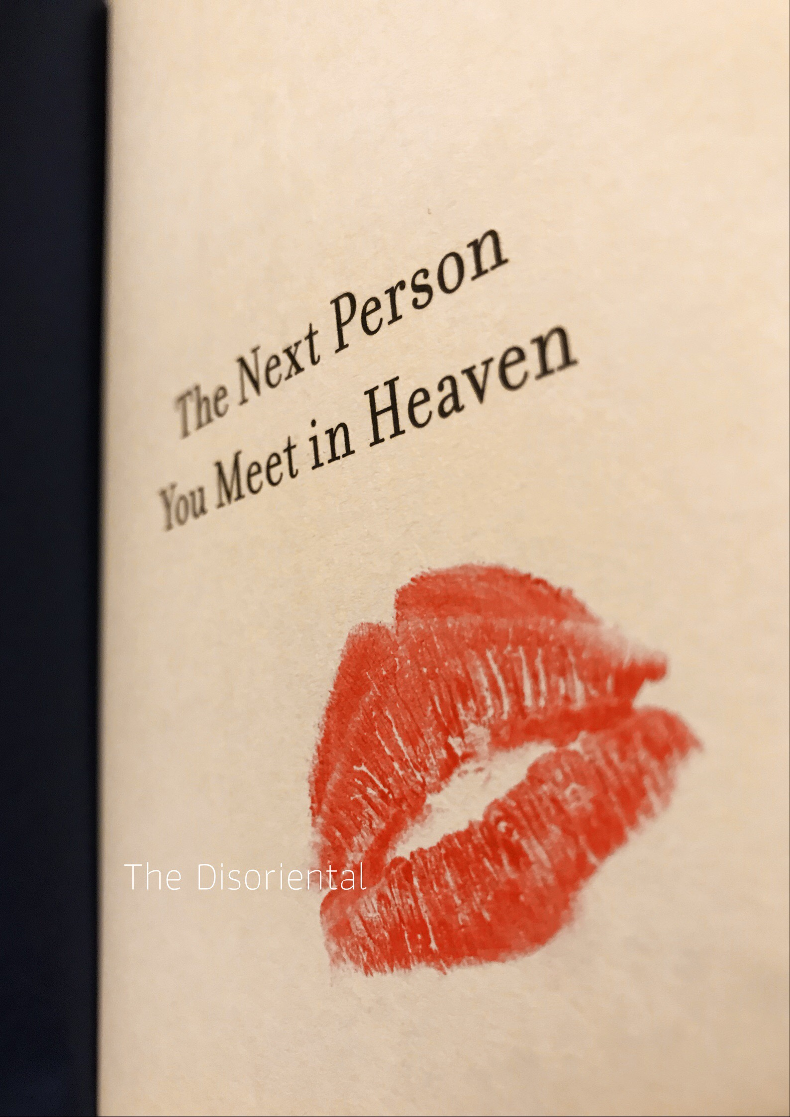 The Next Person in Heaven-ASMR