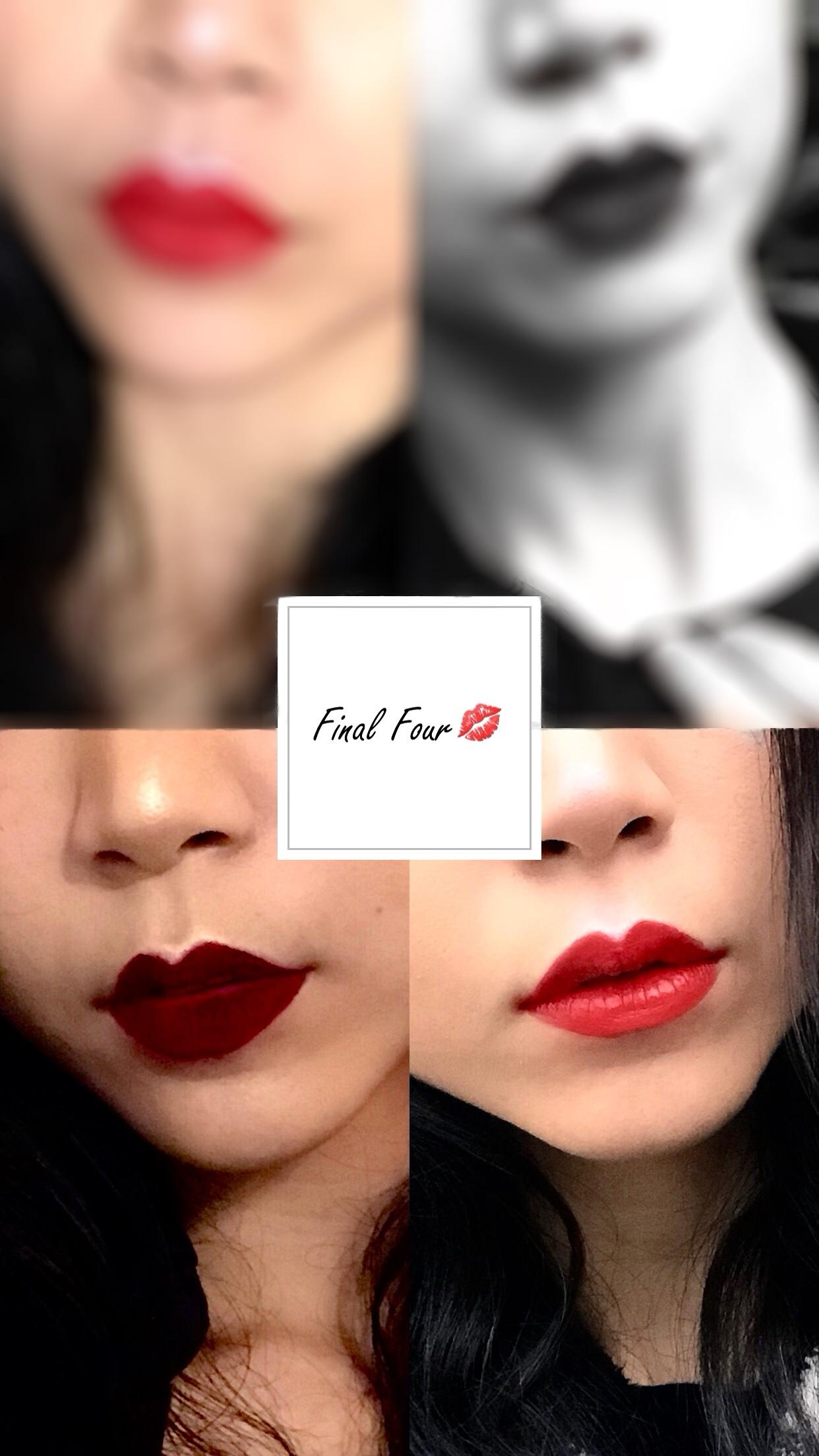 Final Four Liquid Lip Love Story