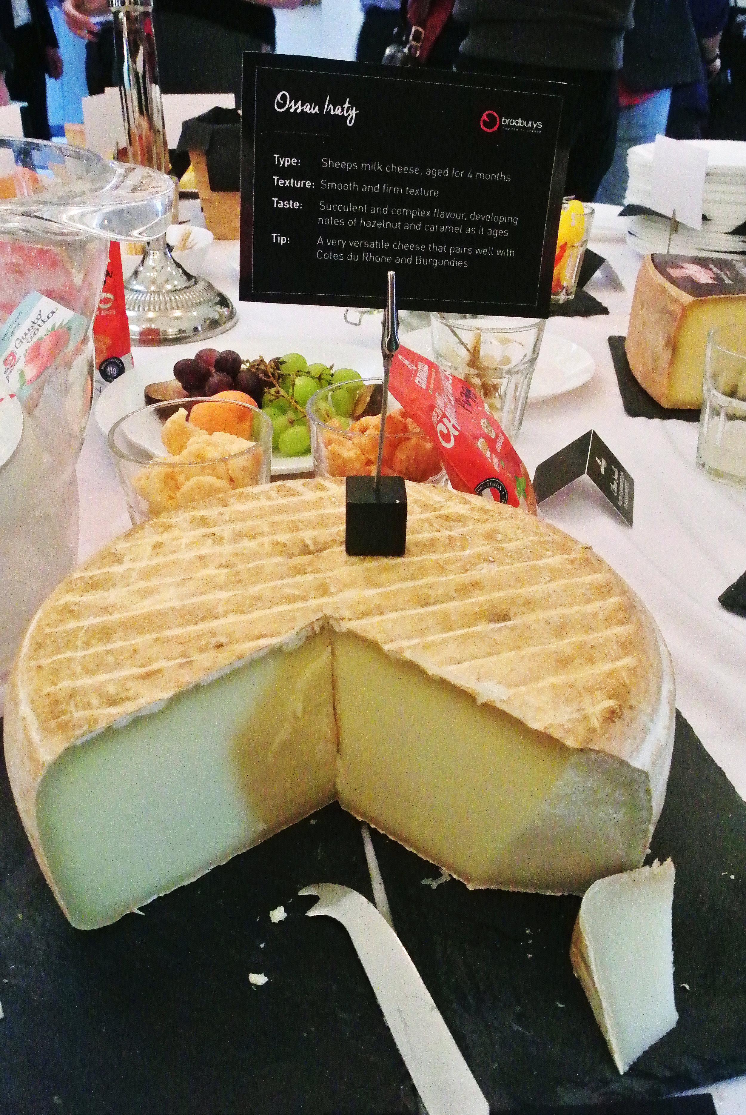 Ossau Iraty Cheese