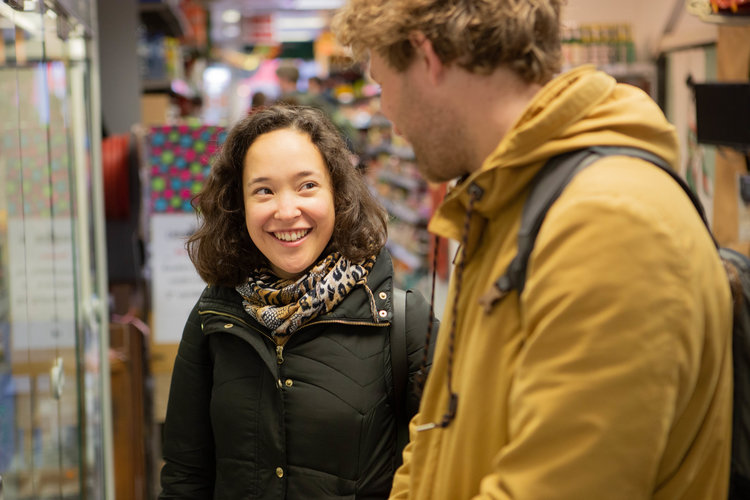 Op tokotour met Melissa Korn (ikeetcultuur).