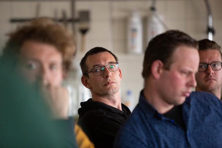 Tom Grobben, Stefan Maerman, Gerard Mul & Sander Veldhorst.